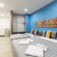 Отель Krabi Inn & Omm Hotel Таиланд, Краби - отзывы, цены и фото номеров - забронировать отель Krabi Inn & Omm Hotel онлайн комната для гостей фото 5