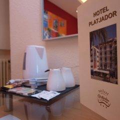 Отель Platjador удобства в номере