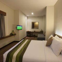 Отель Grand Whiz Nusa Dua Бали комната для гостей фото 5