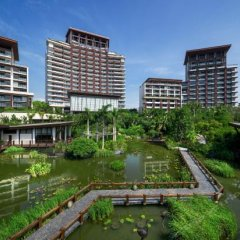 Отель Grand Hyatt Sanya Haitang Bay Resort and Spa фото 4
