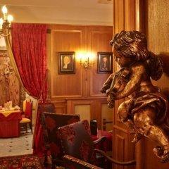 Grand Hotel Dechampaigne интерьер отеля фото 5
