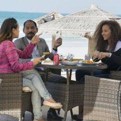 Отель Ajman Beach Аджман питание фото 2