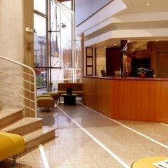 Отель Aparthotel Adagio Access La Villette Париж интерьер отеля
