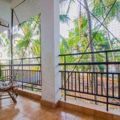 Отель OYO 12902 Home Vibrant Stay Candolim Гоа балкон