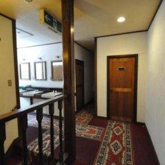 Отель Guest House Wind Inn Hakuba Хакуба балкон