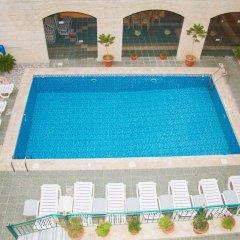 Отель Al Anbat Hotel & Restaurant Иордания, Вади-Муса - отзывы, цены и фото номеров - забронировать отель Al Anbat Hotel & Restaurant онлайн бассейн