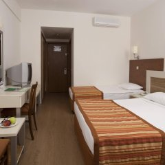 Seher Sun Beach Турция, Сиде - отзывы, цены и фото номеров - забронировать отель Seher Sun Beach - All Inclusive онлайн комната для гостей