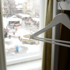 Lvivde Hostel балкон
