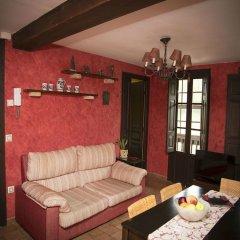Отель El Requexu Apartamentos Rurales комната для гостей