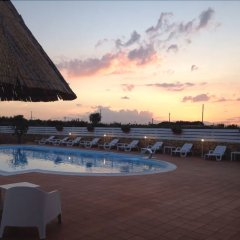 Отель Apollonion Country House Сиракуза бассейн фото 3