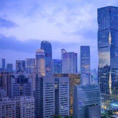 Отель Park Hyatt Guangzhou балкон