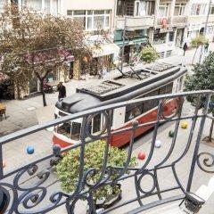 Pasha Moda Hotel Турция, Стамбул - 1 отзыв об отеле, цены и фото номеров - забронировать отель Pasha Moda Hotel онлайн балкон