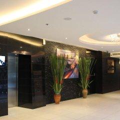 Nouvo City Hotel интерьер отеля