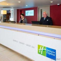 Отель Holiday Inn Express Exeter M5, Jct 29 интерьер отеля фото 2