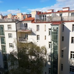 Отель Residence Dobrovskeho 30 Чехия, Прага - отзывы, цены и фото номеров - забронировать отель Residence Dobrovskeho 30 онлайн балкон