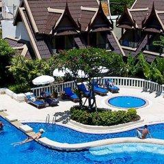 Отель Diamond Cottage Resort And Spa пляж Ката детские мероприятия