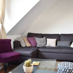 Апартаменты 1 Bedroom Apartment With Amazing Views in Paris комната для гостей фото 5