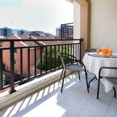 Отель Aqua Breeze Черногория, Будва - отзывы, цены и фото номеров - забронировать отель Aqua Breeze онлайн балкон