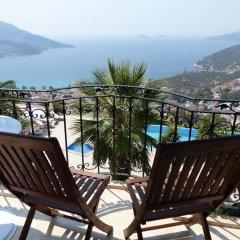 Mediteran Hotel Турция, Калкан - отзывы, цены и фото номеров - забронировать отель Mediteran Hotel онлайн балкон