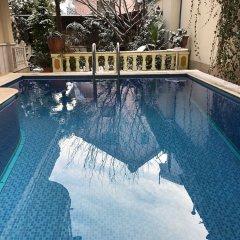 Hotel Boutique Las бассейн
