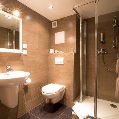 Отель Burghotel Nürnberg Германия, Нюрнберг - отзывы, цены и фото номеров - забронировать отель Burghotel Nürnberg онлайн ванная