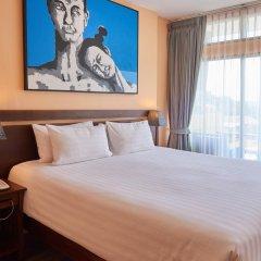 Отель CC's Hideaway комната для гостей