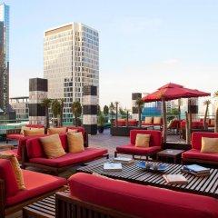 Mexico City Marriott Reforma Hotel бассейн