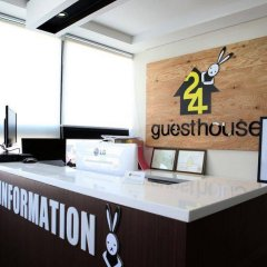 Отель 24 Guesthouse Dongdaemun Market Южная Корея, Сеул - отзывы, цены и фото номеров - забронировать отель 24 Guesthouse Dongdaemun Market онлайн