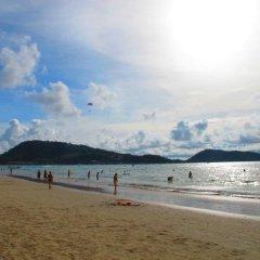 Отель Boomerang Inn пляж фото 3
