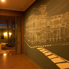 Отель Phuket Siam Villas интерьер отеля фото 2