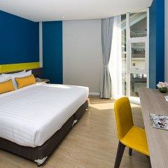 Отель TRANZ Бангкок комната для гостей фото 2