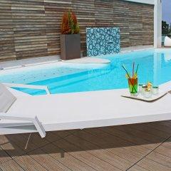Отель Villa Paola Италия, Римини - отзывы, цены и фото номеров - забронировать отель Villa Paola онлайн бассейн