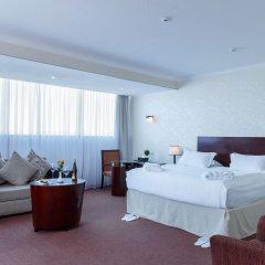 Смарт Отель Бишкек комната для гостей фото 3