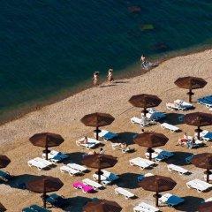 De La Mapa Hotel пляж
