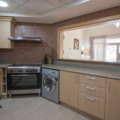Отель One Perfect Stay - 2BR at Al Dabas в номере