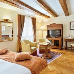 Отель Altstadt Radisson Blu Австрия, Зальцбург - 1 отзыв об отеле, цены и фото номеров - забронировать отель Altstadt Radisson Blu онлайн комната для гостей