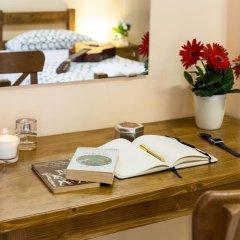 Отель Andirivieni Шампорше удобства в номере