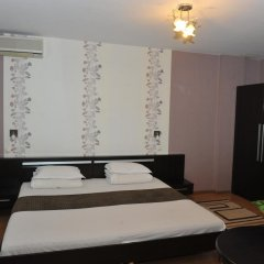 Отель Eros Motel Сандански комната для гостей фото 5