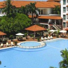 Отель Diamond Westlake Suites Ханой бассейн фото 3