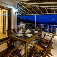 Villa Asteria Турция, Калкан - отзывы, цены и фото номеров - забронировать отель Villa Asteria онлайн балкон