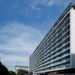 Отель Pullman Paris Tour Eiffel вид на фасад фото 3