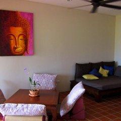 Отель Baan Kantiang See Panorama Villa Resort Ланта комната для гостей фото 4