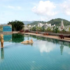Royal Phuket City Hotel Пхукет бассейн фото 2