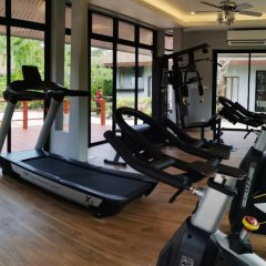 Отель Lanta Sand Resort & Spa фитнесс-зал
