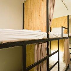 Homie Hostel & Cafe' Бангкок удобства в номере