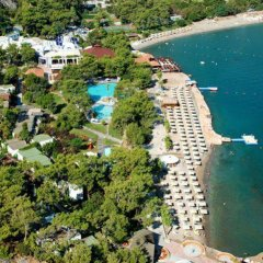 Отель Club Phaselis пляж фото 2