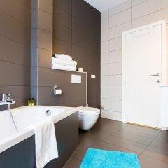 Отель Grand Central Apartments Бельгия, Брюссель - отзывы, цены и фото номеров - забронировать отель Grand Central Apartments онлайн ванная