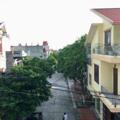 Minh Anh Hotel балкон