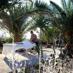 Отель Ecoxenia Studios пляж фото 2