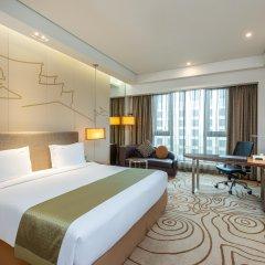 Отель Holiday Inn Shanghai Hongqiao комната для гостей